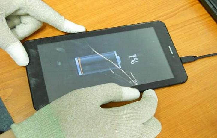 Cum se face reparatia unei tablete intr-un service Gsm?