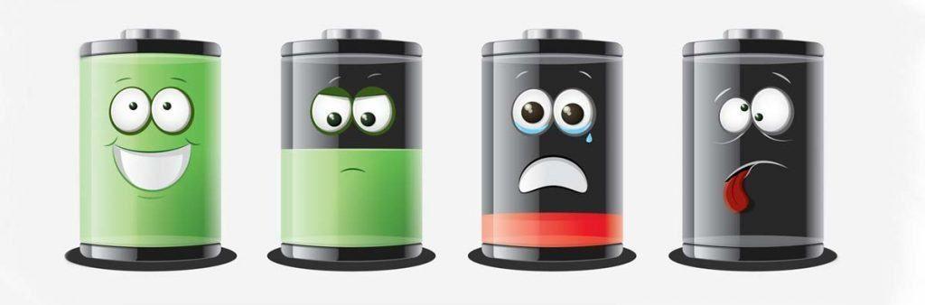 Cum se poate prelungi durata de folosire a bateriei?