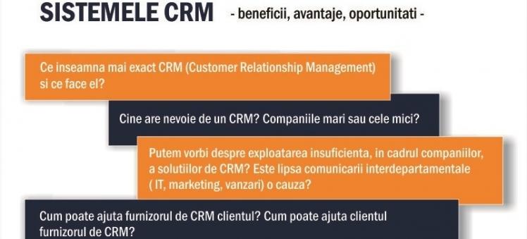 Rolul CRM in dezvoltarea relatiei cu clientii