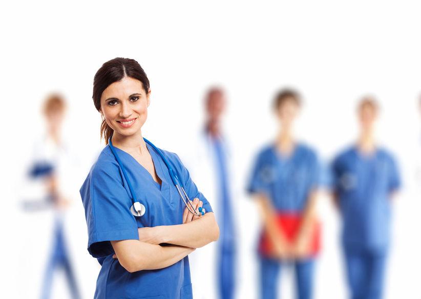 Detalii despre munca unei infirmiere