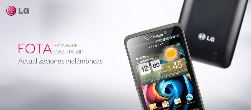 Ce este FOTA pentru telefoanele LG?