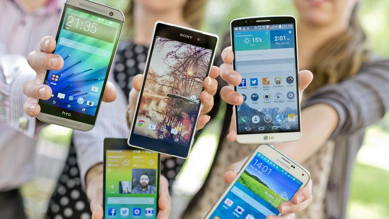 Diversitatea materialelor pentru husele de telefon
