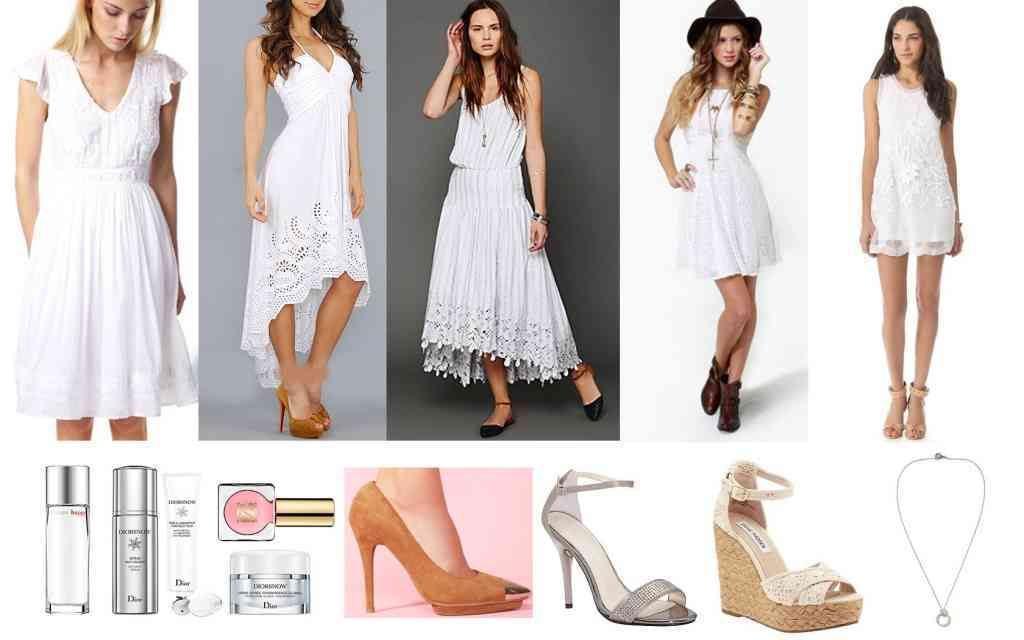 Tu stii sa iti alegi o rochie alba?